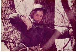 Barbara Fort Sill trip 1977-2