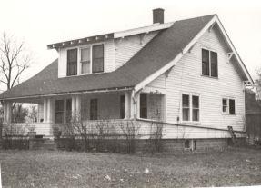 Bowling Green Ohio Grandma Carr House
