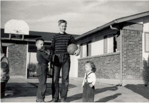 Larry Scotty and Barbara