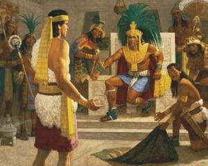ammon-before-king-lamoni